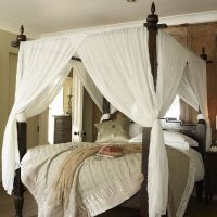 Linen Superstore | 300 Thread Count | Canopy Top