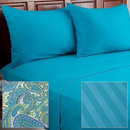 Linen Superstore   Microfiber - Printed   Waterbed Sheets