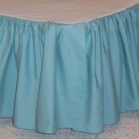 Linen Superstore   200 Thread Count   Bed Skirt