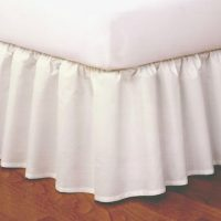 Linen Superstore | 300 Thread Count | Bed Skirt