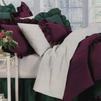 Linen Superstore | 300 TC 100% Cotton Sateen | Waterbed Comforters